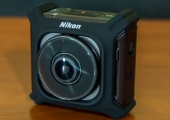 Обзор камеры Nikon Keymission 360