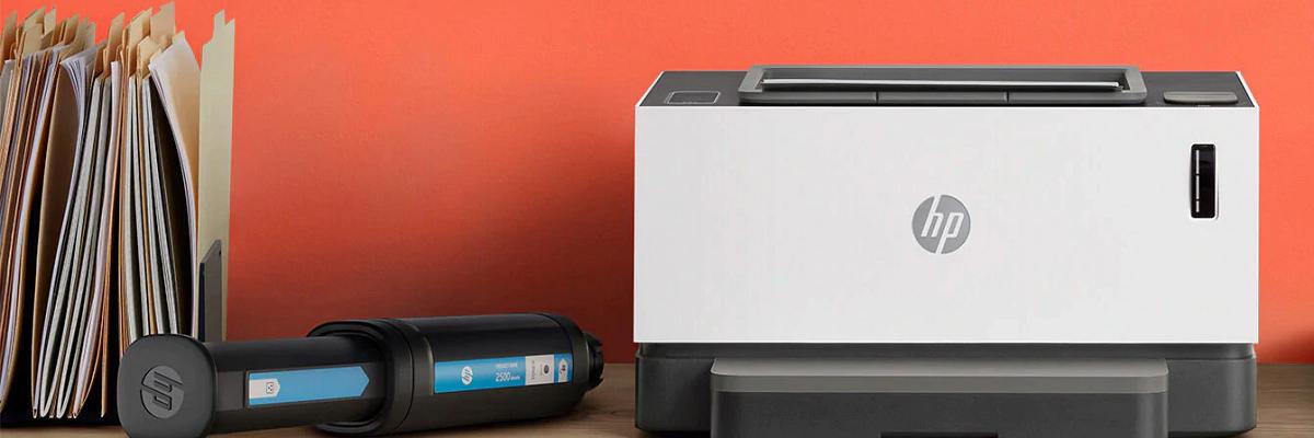 Печать без лишних расходов: обзор МФУ HP Neverstop Laser MFP 1200w