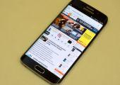 ����� Samsung Galaxy S6 Edge: ������-������