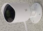 Обзор камеры наружного видеонаблюдения YI Outdoor