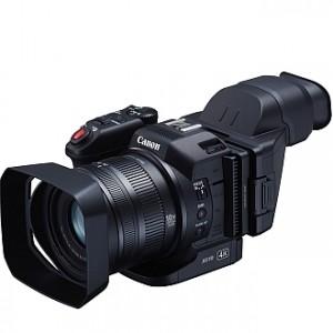 Первый взгляд на универсальную камеру Canon XC10