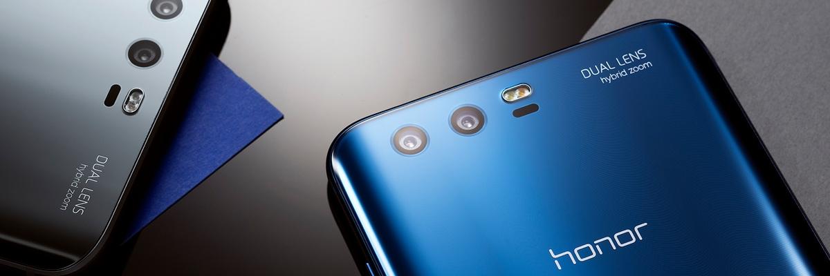 Обзор Honor 9: стеклянный фотосмартфон