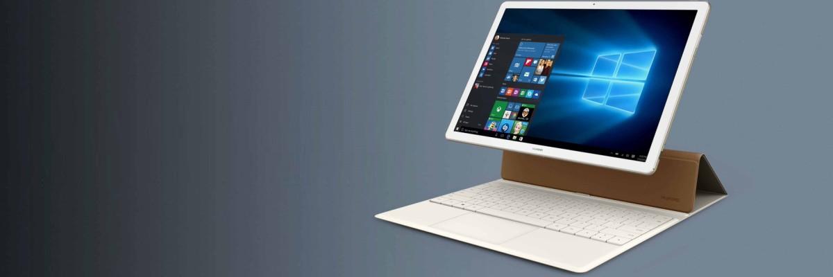 Обзор Huawei Matebook: очень тонкий планшет на Windows 10