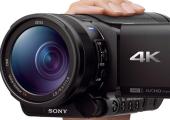 Лучшие устройства для съемки видео в 4K. Выбор ZOOM