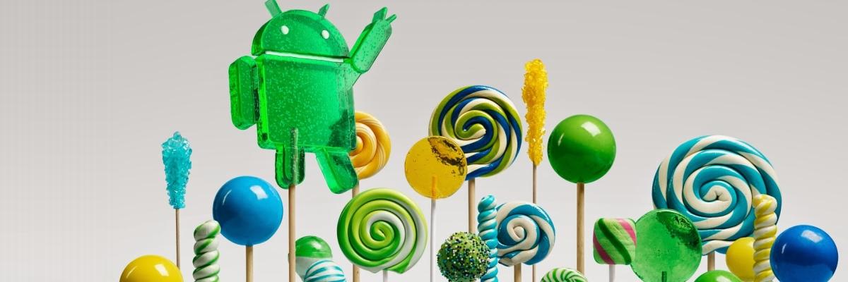 Пять основных недостатков Android 5 Lollipop
