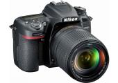 Обзор зеркальной камеры Nikon D7500