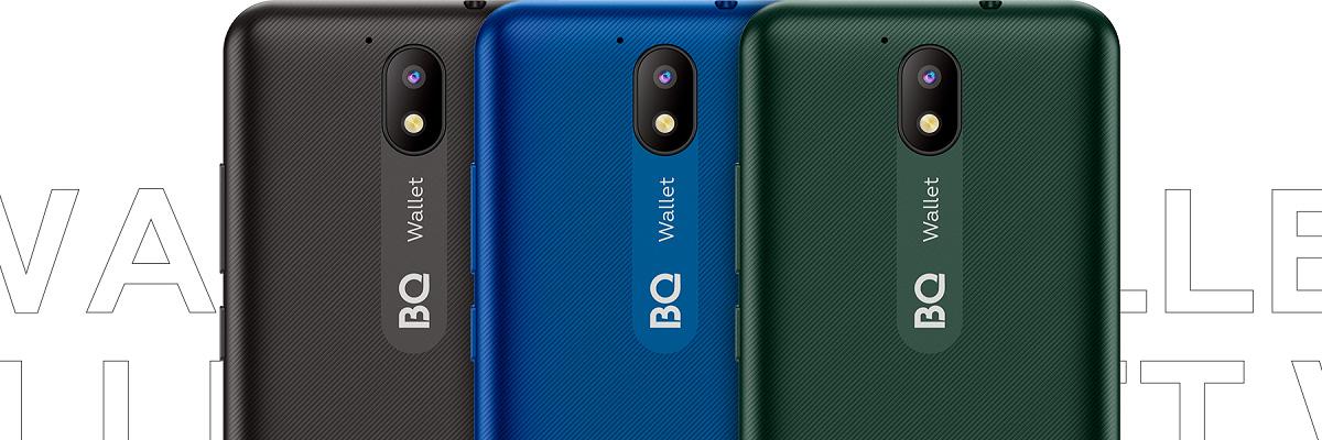 Обзор BQ 5045L Wallet: смартфон с NFC за 5000 рублей