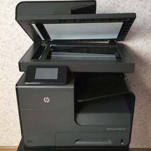 МФУ HP OfficeJet Pro X476dw — универсальный солдат для среднего офиса