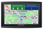 Обзор навигатора Explay ID-52B: мечта Одиссея