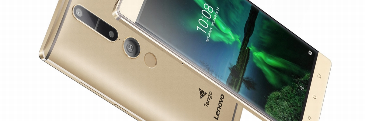 Обзор фаблета Lenovo Phab 2 Pro: первое танго