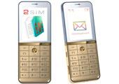 Первый в мире телефон с прозрачным дисплеем: Explay Crystal