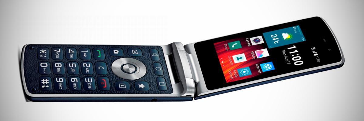 Современные кнопочные смартфоны: не сенсором единым
