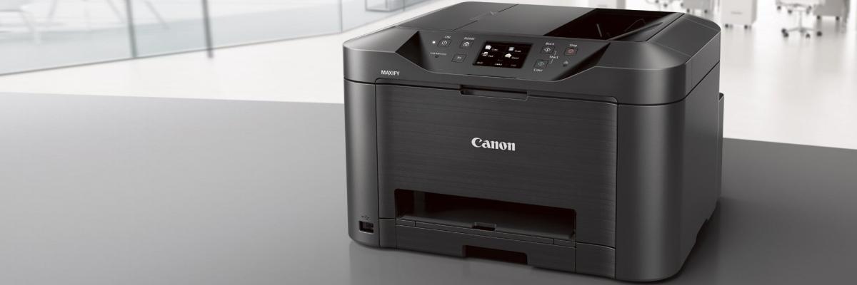 Компания «Бест Офис» делится опытом эксплуатации МФУ Canon MAXIFY MB5430