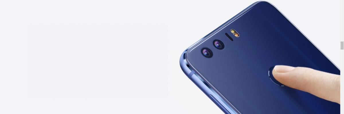 Обзор смартфона Huawei Honor 8: стиль умножаем на качество
