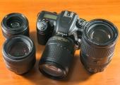 Линейка объективов Nikon
