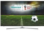 Обзор телевизора Hisense H50U7A