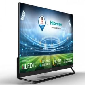 Обзор телевизора Hisense H75U9A