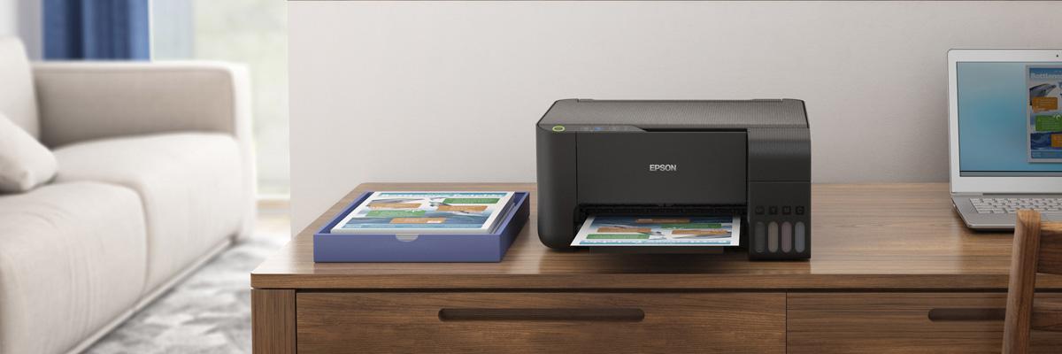 Обзор линейки цветных МФУ для дома «Фабрика печати» Epson: просто добавь чернил