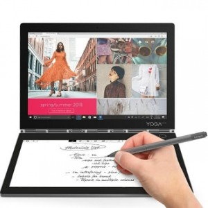 "Обзор планшета ""2-в-1"" Lenovo Yoga Book C930: ноутбук без клавиш"