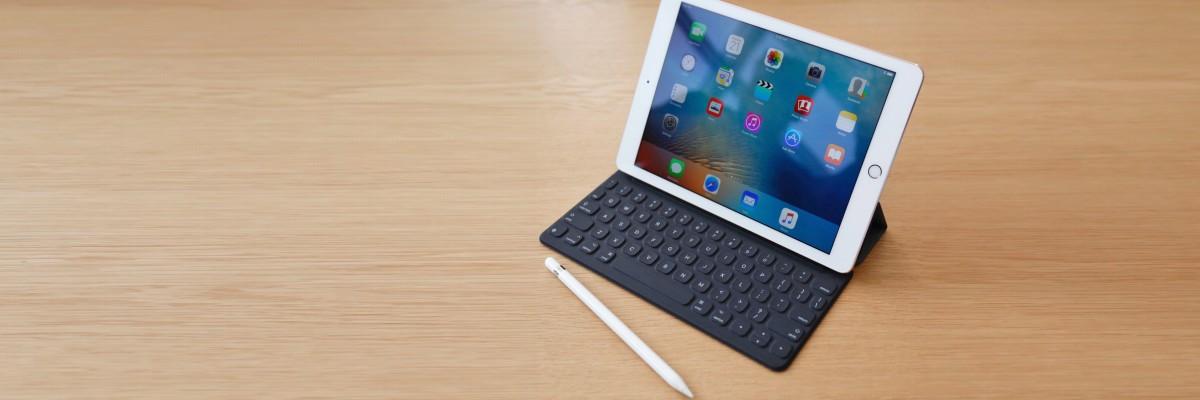 Первый взгляд на Apple iPad Pro 9.7 и отличия от iPad Air 2