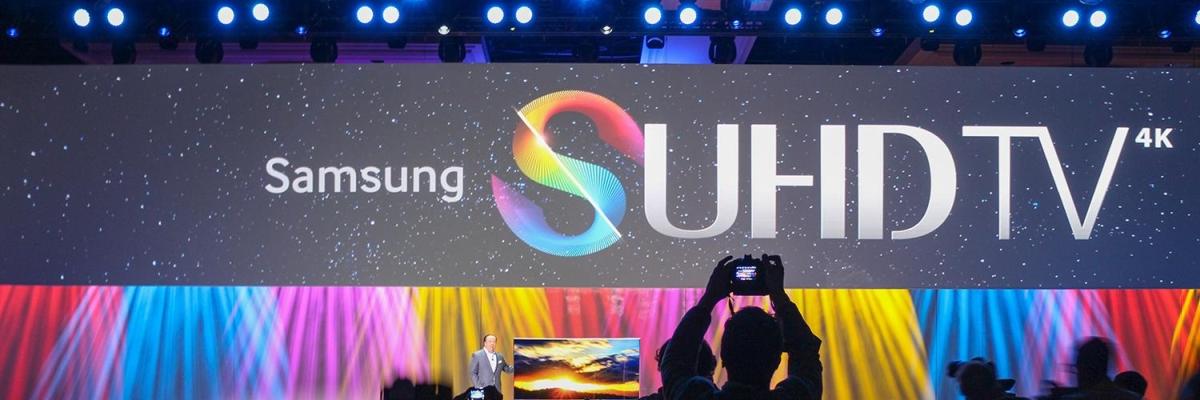 Линейка телевизоров Samsung SUHD TV