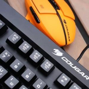 Обзор игровых клавиатуры Cougar 450K и мыши Cougar 600M