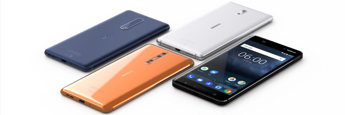 Обзор смартфона Nokia 8: еще одна именитая «восьмерка»