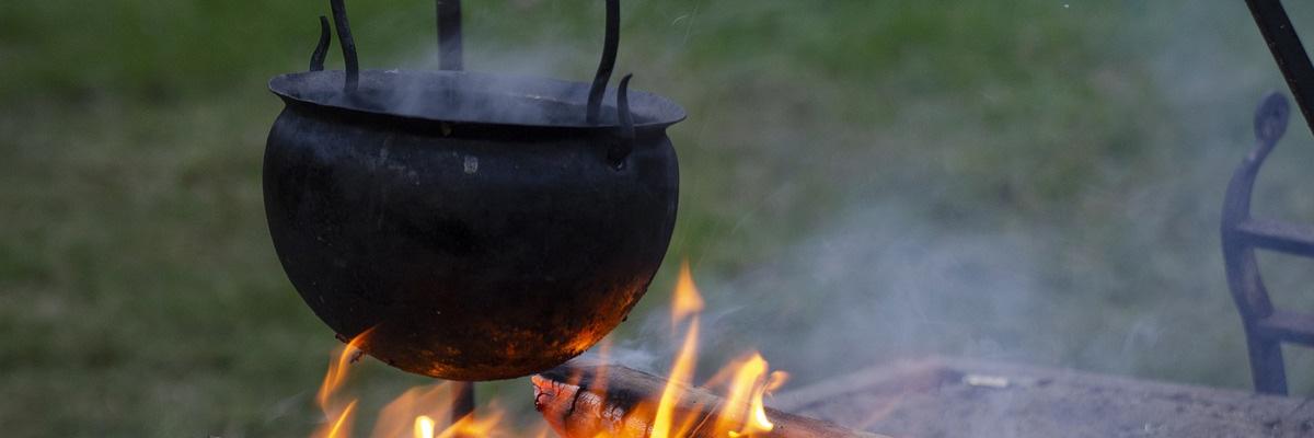 Как не умереть от голода в лесу: лучшая портативная техника для готовки