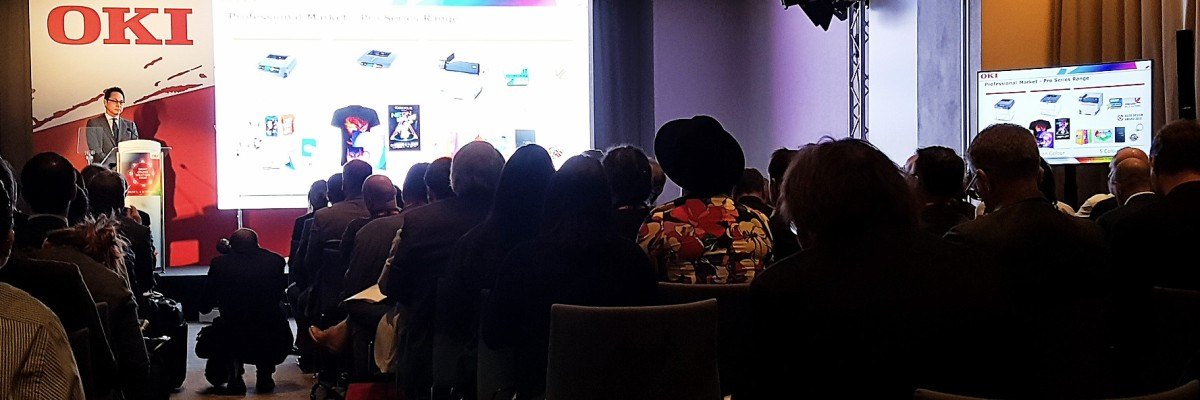 Презентация OKI в Милане: глобальное обновление