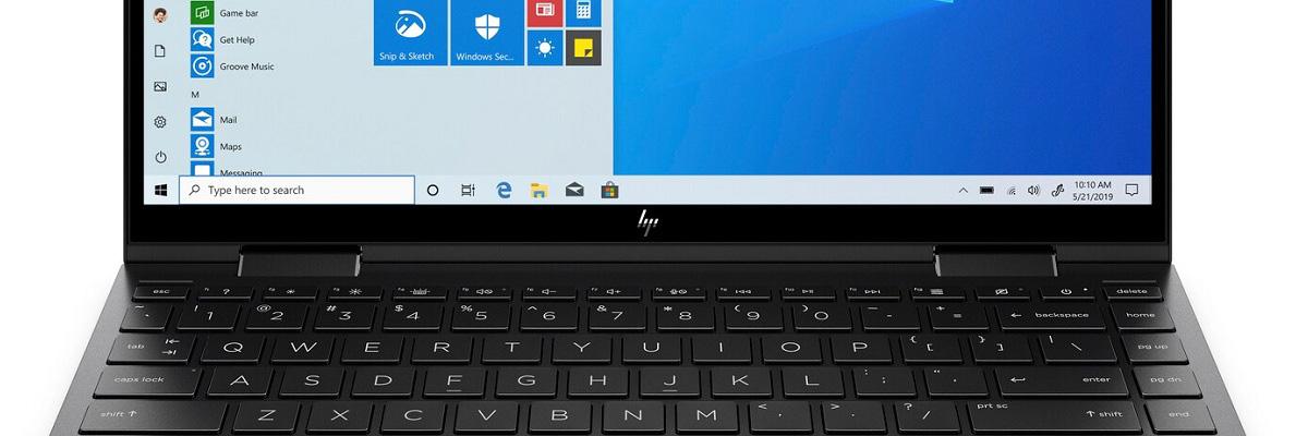 Обзор ноутбука HP ENVY x360: трансформер для работы и развлечений