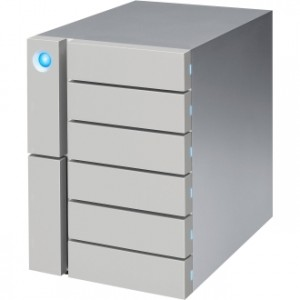LaCie 6big Thunderbolt 3: обзор хранилища данных для профессионалов