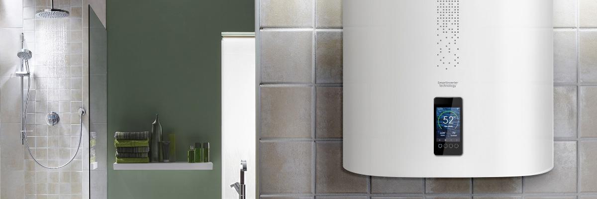 8 компактных водонагревателей для маленькой ванной комнаты