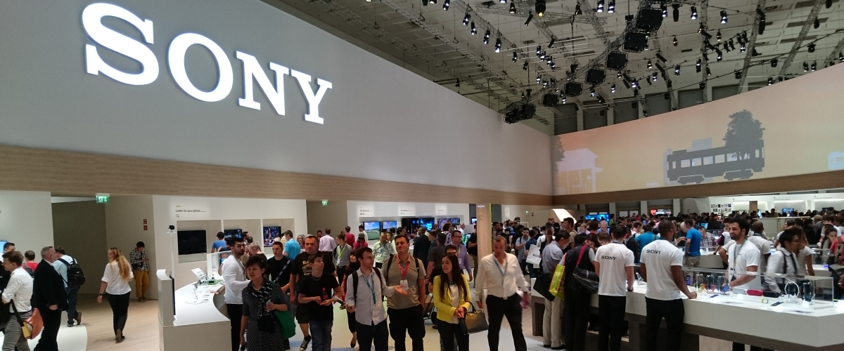 Берлин, IFA 2014: будущее по версии Sony