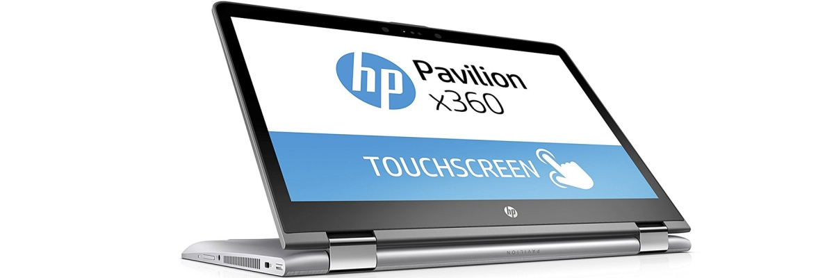 Обзор ноутбука-трансформера HP Pavilion x360 14