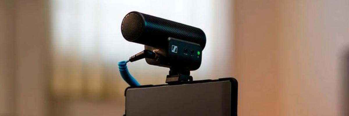Обзор микрофона Sennheiser MKE 400: «пушка» для мобильного видеографа